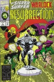 Silver Surfer Warlock: Resurrection